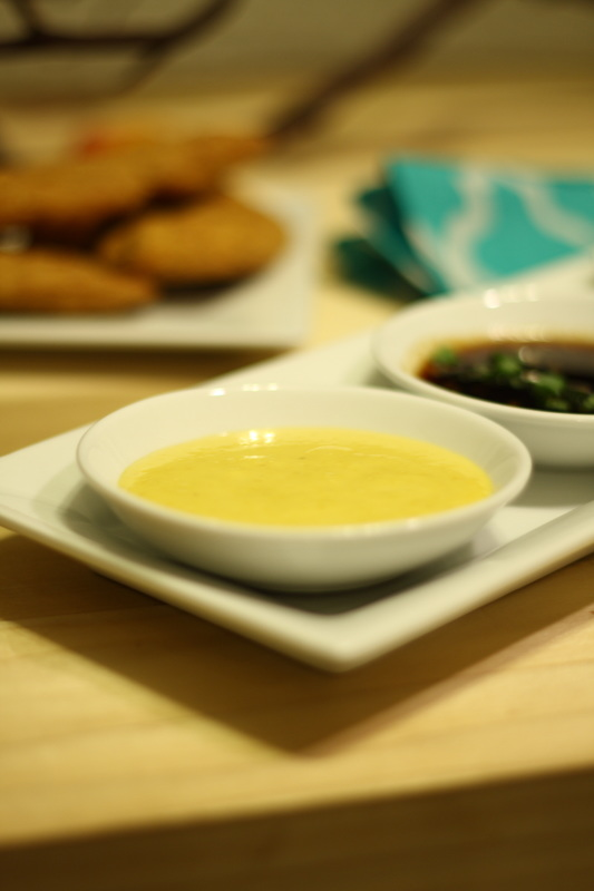 Honey Mustard Sauce | Nosh and Nurture