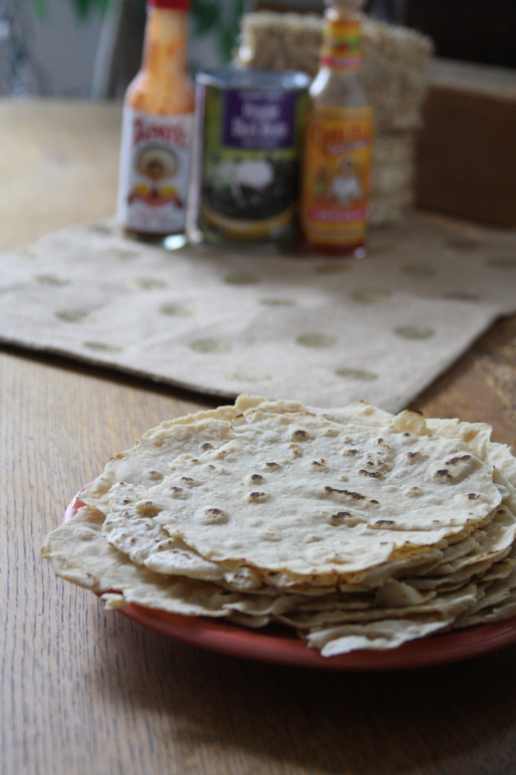 Gluten Free Flour Tortillas | Nosh and Nurture