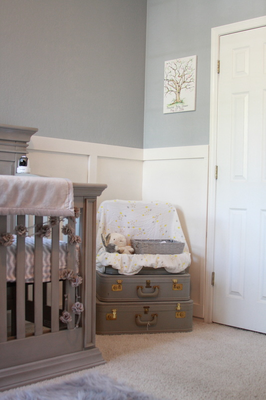 Gray Nursery | Gender Neutral Nursery | Nosh and Nurture